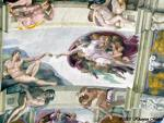 Adam God Sistine Chapel