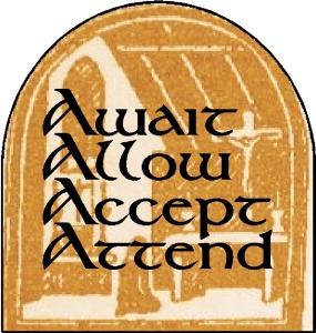 Await allow accept attend