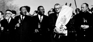 MLK and Heschel and Torah and Abernathy