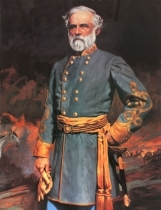 Robert E. Lee by Robert Wilson