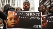don't shoot I want to grow up