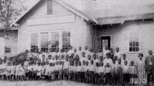 Rosenwald School in Louisiana