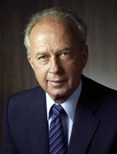 Former Israeli President Yitzhak Rabin takegreatpictures.com