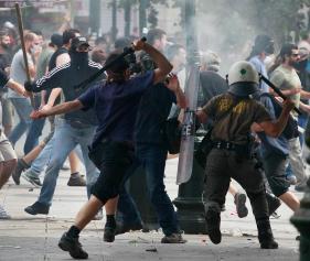 riots violence