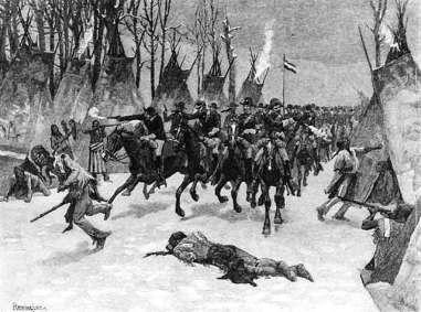 Washita massacre