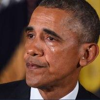 Obama's tears