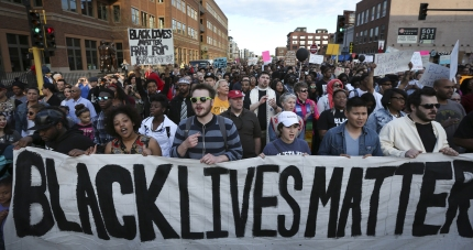 Black Lives Matter protest  startribune com
