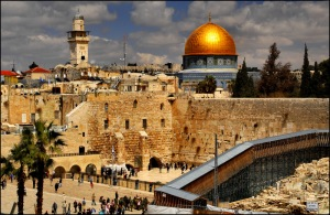 Old City, Western Wall trekearth.com