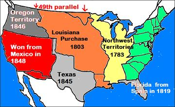 westward expansions of US solpass org
