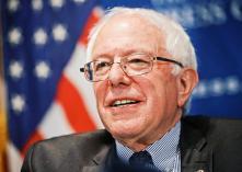 Bernie Sanders slate com