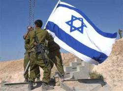 israeli-flag-and-idf-soldiers
