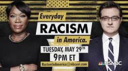 everyday racism in America MSNBC