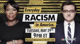 everyday racism in America MSNBC