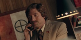 BlackKKlansman Topher Grace